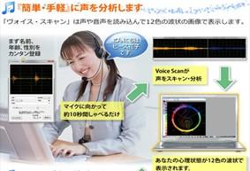 声紋分析でわかる個性の生かし方